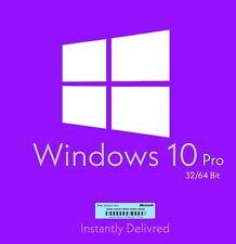 Windows 10 Pro 32/64 Instant Multilanguage Original License Key Full Version ✔️