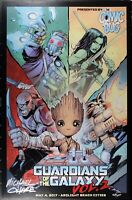 Guardians Of the Galaxy Movie Mini Poster Numbered 2017 Arclight Cinema Marvel