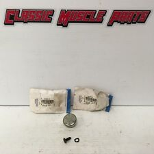 NEW 68 69 70 Ford Mustang Clear Door Window Handle Knobs D1AZ6523352C