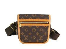 Louis Vuitton Monogram Bum Bag Bosphore M40108 Men's Fanny Pack Monogra BF308033
