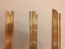 MIXED Silicon Bronze Tig Brazing Rods Weld C9 - 22x1.6mm, 10x2.4mm, 6x3.2mm