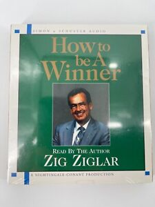 How To Be A Winner By Zig Ziglar Simon And Schuster Success Audio Books