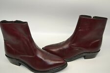 0bc91d6d722 Extra Wide (EE +) Old West Boots for Men for sale | eBay