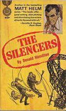 (Matt Helm)  The Silencers by Donald Hamilton