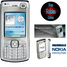 Nokia N70 Silver Simlock Frei Smartphone 3G VIDEOANRUF 2,0MP FM Made Finnland