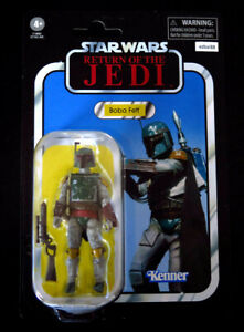 Star Wars The Vintage Collection Boba Fett 3.75 In Fig. Return Of The Jedi VC186