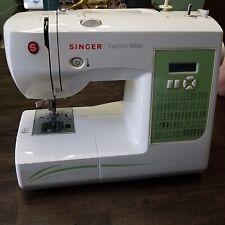 Singer 7256 Fashion Mate Portable Electronic Sewing Machine