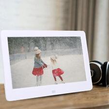 "10"" HD Digital Foto Frame Digitale Bilderrahmen Media Photo Film Play"