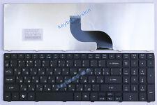 ACER Aspire RU Keyboard PK130C94A00 V104730DS3 PK130C91100 V104702AS3 клавиатура