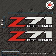 set-of-2-Z71-Offroad-01-06-stickers-decal-Parts-Chevy-Silverado-GMC-Sierra-4x4