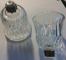 Pair Of Vintage Home Interior/Homco Votive Cups