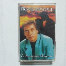 k7 frank MICHAEL Le chanteur des amoureux 3043514