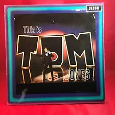 TOM JONES This Is Tom Jones 1969 UK Vinyl LP EXCELLENT CONDITION