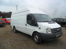 Transit LWB Commercial Van-Delivery, Cargoes