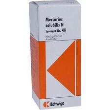 SYNERGON 46 Mercur. sol. N Tropfen 50 ml PZN 3574776