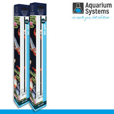 Aquarium Systems 2 X Ultra Chiaro Uvc Lampada 2G11 36 Watt