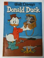 DONALD DUCK #29 (Dell,6/1953) G+ (GOOD PLUS)  Walt Disney, Barks cover!
