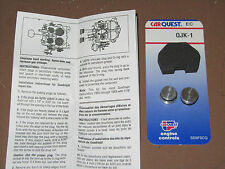 QUADRAJET REPAIR KIT -fits most '65-'68 Quadrajet Carburetors - CarQuest QJK-1