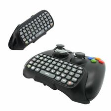 Wireless Controller Messenger Game Keyboard Keypad ChatPad For XBOX 360 Black CO