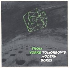 THOM YORKE Tomorrows Modern Boxes LP White Vinyl NEW 2017