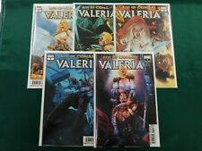AGE of CONAN VALERIA #1 2 3 4 5 1st print set MARVEL COMIC 2019 ROBERT E HOWARD