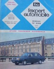Revue technique VOLVO 340 360 RTA EXPERT AUTOMOBILE 208 1984