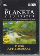 DVD - El Planeta Y Su Status NEW Vol.3 El Futuro De La Vida FAST SHIPPING!