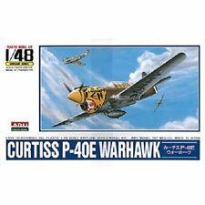 Micro Ace 1/48 War Machine Series No.11 Curtiss P40E Warhawk Car Model