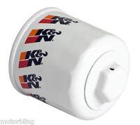 K&N KN Öl FILTER passt MAZDA RX8 RX-8 1.3 2004-2009 HP-1008