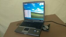Dell Latitude D610 Laptop Windows XP Pro SP3 Operating system Serial Port Office
