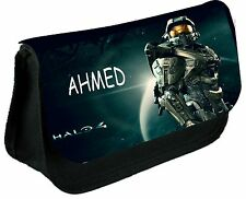 Halo 4 personalised pencil cases