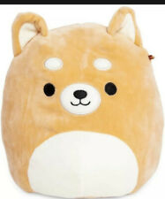 New Squishmallow Shiba Inu 12 Inch Plush - Ships Free And Quick