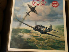 Fx Schmid Victory in Defeat Exquisit Puzzle 600 Pcs Airplane World War Ii