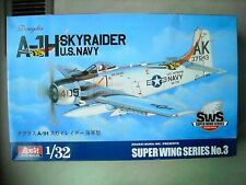 ZOUKEI-MURA-1/32- 3SWSNO.3 A-H SKYRAIDER U.S. NAVY