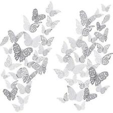 Bememo 72 Pieces 3D Butterfly Wall Decals Sticker Wall Decal Decor