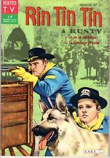 RINTINTIN NUMERO 63 SAGE 1965 TBE