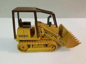 Case 855C Track Loader - 1/35 - NZG #176/208 - excellent condition - No Box