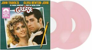 Grease – The Original Soundtrack From The Motion Picture ULTRA RARE PINK VINYL