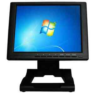 """LILLIPUT 10.4"""" 4:3 FA1046-NP/C/T VGA ,DVI,HDMI TOUCH SCREEN MONITOR WITH YPBPR"""