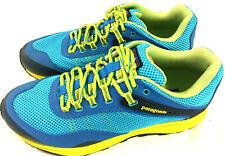 PATAGONIA Womens Specter UltraMarine Running Hiking Trail Sneakers T80650 NEW