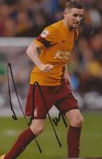 BRADFORD: MARK YEATES SIGNED 6x4 ACTION PHOTO+COA