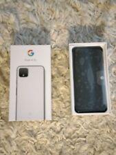Google Pixel 4 XL G020P - 64GB-chiaramente bianco (sbloccato) - Nuovo di zecca Boxed