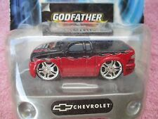 Hot Wheels CAR TUNERZ CHEVOLET PICKUP TRUCK MIP 1:64  GODFATHER