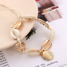 Pendant Beach Jewelry Foot Chain Accessories Women Bohemian Shell Anklet Conch