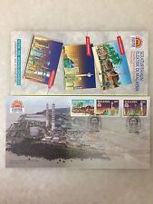 (JC) 100 years Before & After - An Electrifying Pace 1994 - FDC