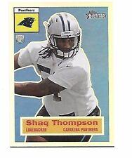 2015 TOPPS HERITAGE FOOTBALL #31 SHAQ THOMPSON FOIL ROOKIE CARD