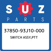 37850-93J10-000 Suzuki Switch assy,ptt 3785093J10000, New Genuine OEM Part