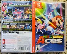 *Complete* Mario Tennis Aces Nintendo Switch