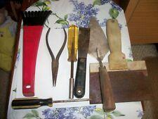 Lot Of 7 Miscellaneous Shop Tools