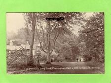 The Woodcote Long Road Framingham Earl Nr Norwich unused RP pc Chapman Ref B82